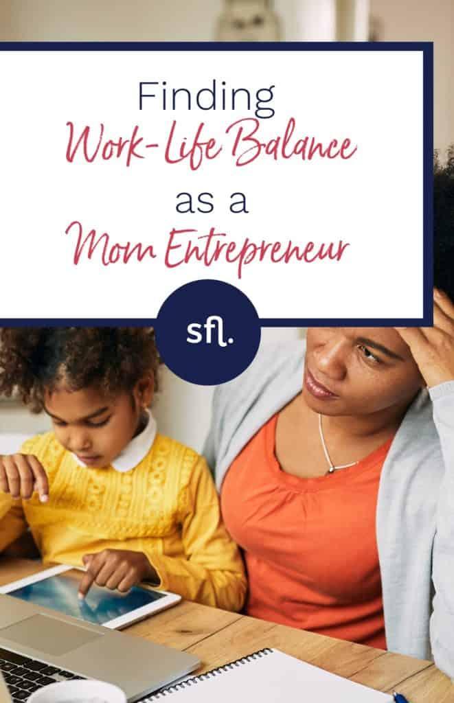 Mom Entrepreneur